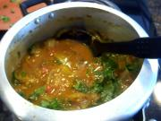 Squash (Ghiya) Curry / Bottle Gourd Curry - Indian Vegetarian