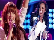 The Voice 2014 Season 6 (USA) : Christina Grimmie vs. Brittnee Camelle