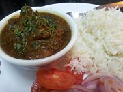 Dried Fenugreek Mutton Curry