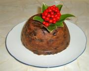 Giant Christmas Pudding