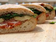 Pressed Sandwich