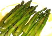 Yummy Asparagus In Orange Sauce