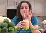 Banana, Pineapple and Carrot Arthritis Reversal Smoothie