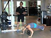 Kettlebell Burpees - Why is it Called a Burpee?