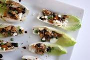 An Elegant Goat Cheese Appetizer!