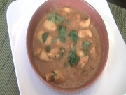 Balti Chicken Curry / Indian