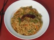Schezwan Noodles by Tarla Dalal