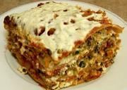 No Boil Lasagna Primavera