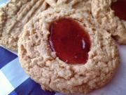Tbt Peanut Butter Jelly Cookies