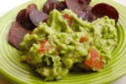 Simply Delicious Living's Chunky Guacamole
