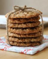 Peanut Oatmeal Cookies