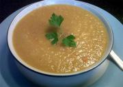 Soy Bean Soup, Bistro Style