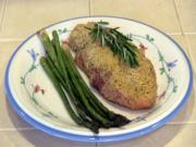 SmokingPit.com - Parmesan Encrusted Pork Loin Chops Slow Cooked on a Yoder YS640