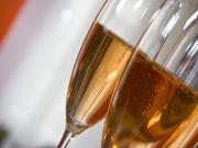 Champagne Spritzers