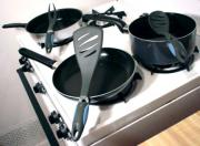 Shopping for cookware in the kitchen can be fun