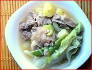Beef Nilaga (Filipino Beef Stew)