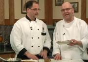 Classic Italian Eggplant Rotini Stuffed with Ricotta Filling