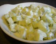 Cucumber Mayonnaise Dressing