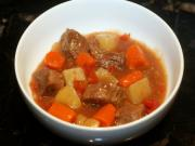 Sherried Lamb Stew