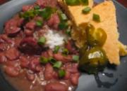 Creole Style Red Beans and Rice