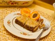 Apricot Walnut Baklava