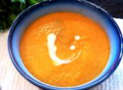 Easy Cream Of Carrot Soup