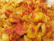 Corned Beef Hash Dinner