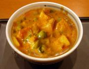 Pea Paneer Curry