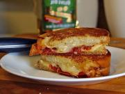 Yummy Grilled Cheese Sandwich