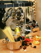 European kitchen tools