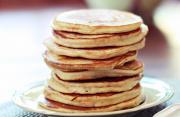 Barley Flour Pancakes