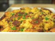 Cornbread and Chorizo Stuffing