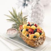 tips for carving pineapple boats