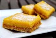 Honey-Lemon Squares