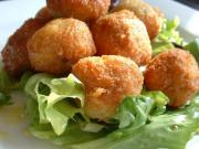 French-Fried Mushrooms