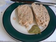 Salmon Noodle Loaf