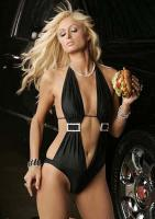 Paris Hilton's Fast Food Love