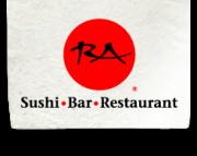 Ra Sushi Menu
