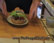 How to Make a Turkey Cobb Sandwich