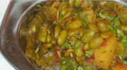 Soya Beans Curry