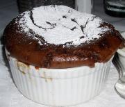 Cocoa Souffle