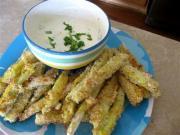 Savory Zucchini Sticks