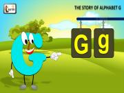 The G Song | Letter G Song | Story of Letter G | ABC Songs