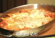 Homemade Baked Ziti