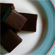 Powdered Milk Chocolate Fudge