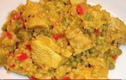 Arroz con Pollo (chicken and rice)