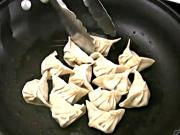 Five Fold Pork Dumplings