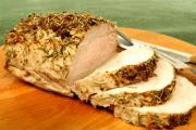Herbed Pork Roast