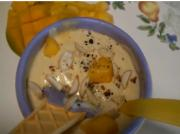 Shrikhand - Indian Flavored Yogurt