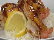 Gulf Coast Seafood Grilled Shrimp and Mango Skewers